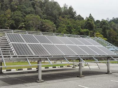 KURSUS TENAGA SOLAR, Akademi Binaan Malaysia Wilayah Utara,