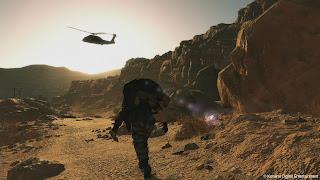 metal gear solid v the phantom pain screen 2 E3 2013   Metal Gear Solid V: The Phantom Pain (Multi Platform)   Screenshots & Extended Director's Cut Trailer