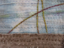 Hand-stitched Shore