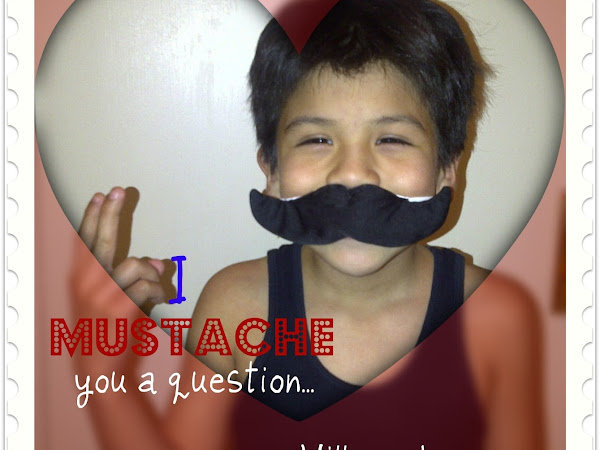 I Mustache you a question.....