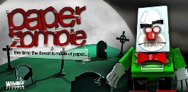 Download Android Game Paper Zombie for Android 2013 Full Version