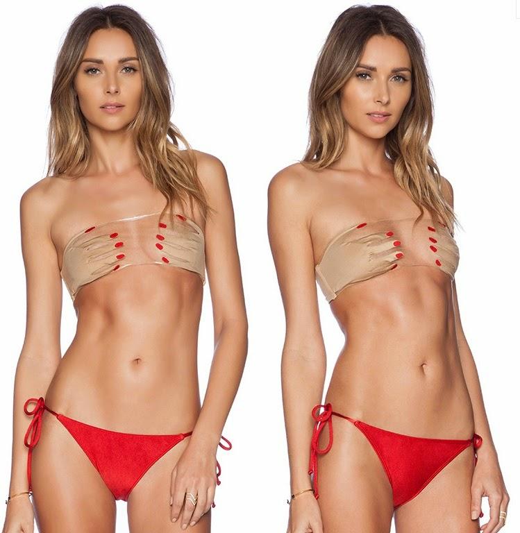 Malibu springs bikini