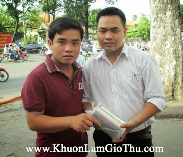 Anh Tuấn - Mua khuôn làm giò thủ 1kg ở Đắc Lắc