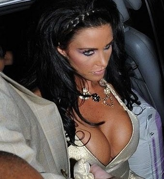 Katie price bad boob job