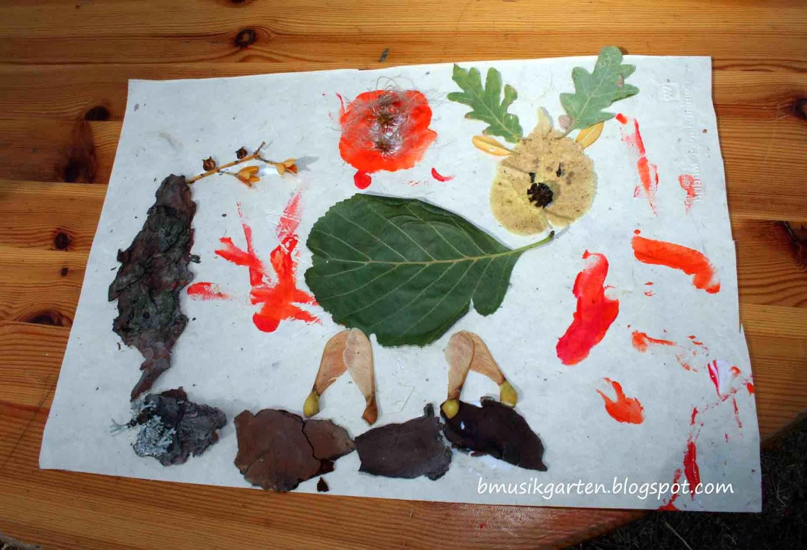 Las 10 mejores actividades con hojas de árboles para niños   Beatriz ...