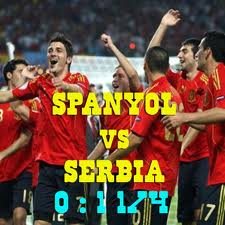 Prediksi Terjitu Pertandingan Spanyol Vs Serbia 26 Mei 2012
