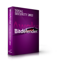 Bitdefender Total Security 2012 Logo