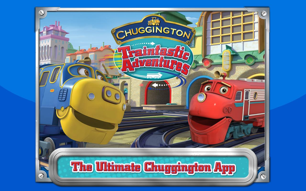 Chuggington a train set game apk chomikuj