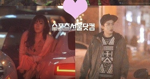 Tiffany and Nichkhun spotted on a date at Disneyland ...