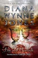 fire and hemlock by diana wynne jones book cover