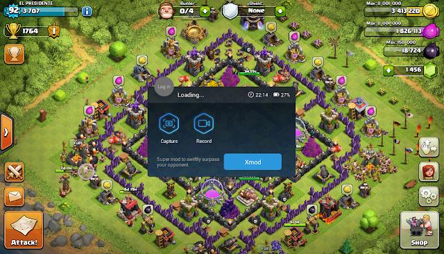 Cara Menggunakan Xmod Clash of Clans di iPhone