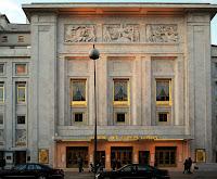 Theatre des Champs-Elysees, Paris