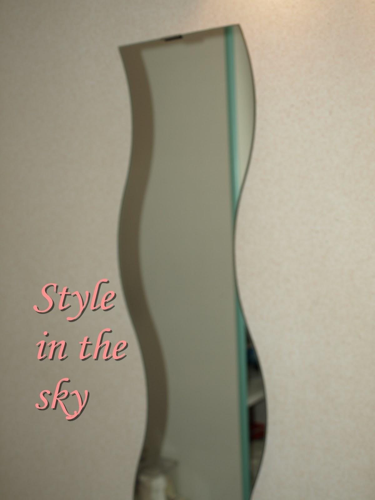 Style in the sky shopping da ikea come organizzare l for Ikea specchi adesivi