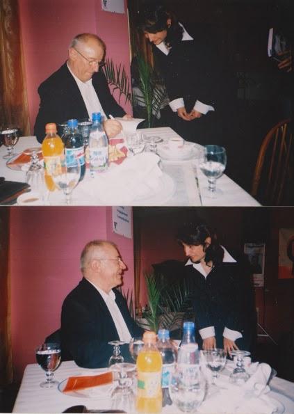 Lansarea cartii in 2004