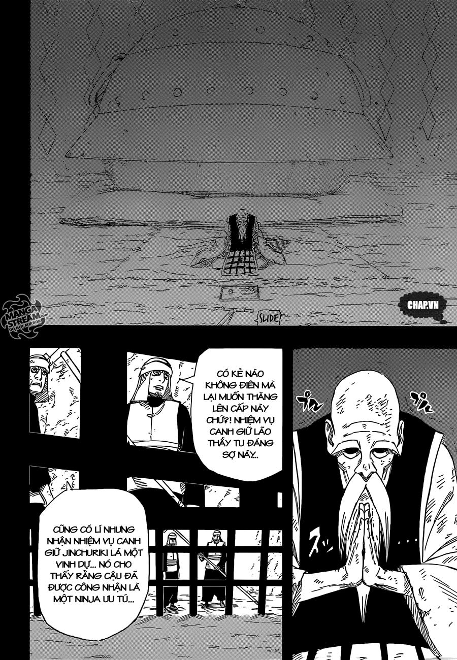 Naruto chap 660 Trang 6 - Mangak.info