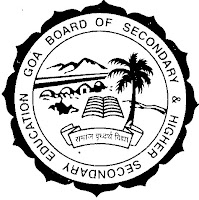 Goa Board SSC, HSSC 2013 Result