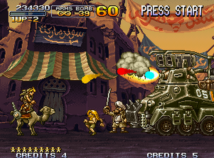 Metal Slug X PC Game Free Download