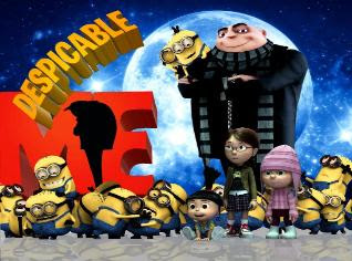Despicable Me (2010) Hindi Dubbed Watch Online