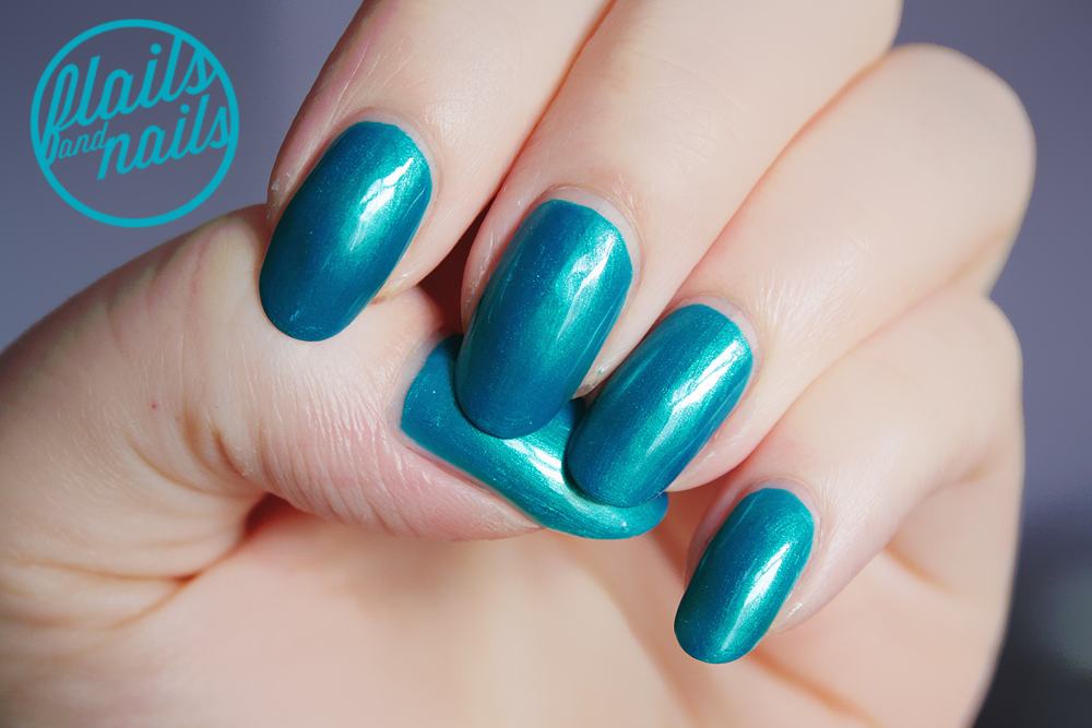 a Metallic Turquoise in The