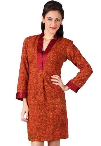 Model-Baju-Batik-Kerja-Wanita