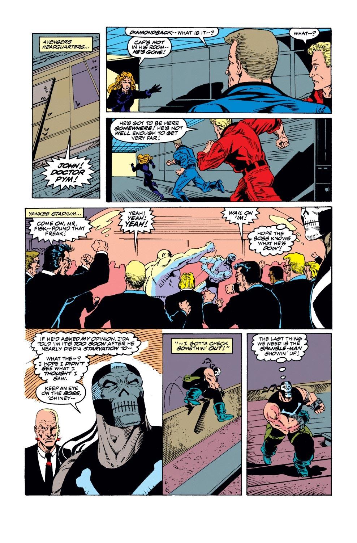 Captain America (1968) Issue #378 #311 - English 8