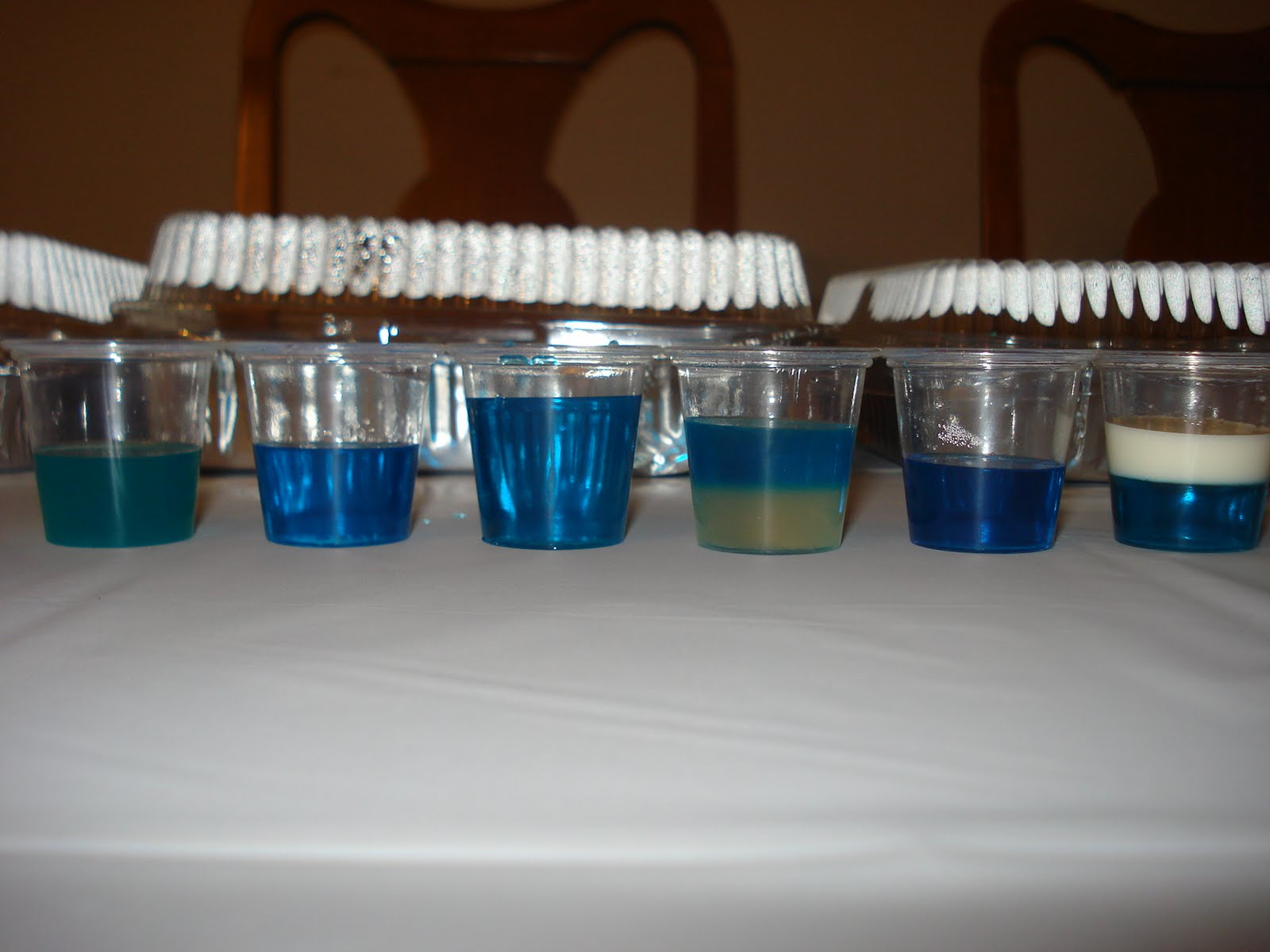 In Search of Blue Jello Shots | The Broke Baker