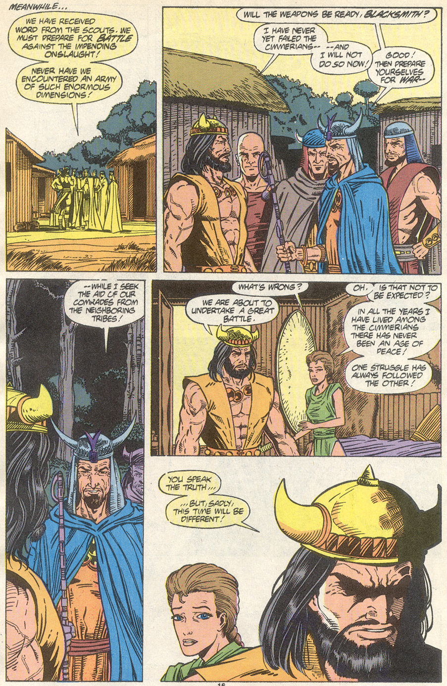 Conan the Barbarian (1970) Issue #234 #246 - English 13