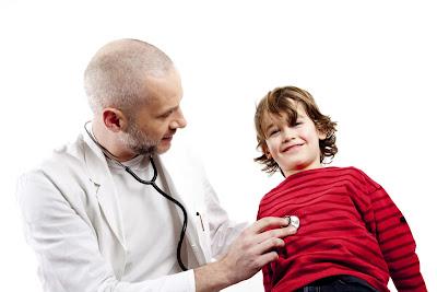 Resiko tekanan darah tinggi pada anak-anak