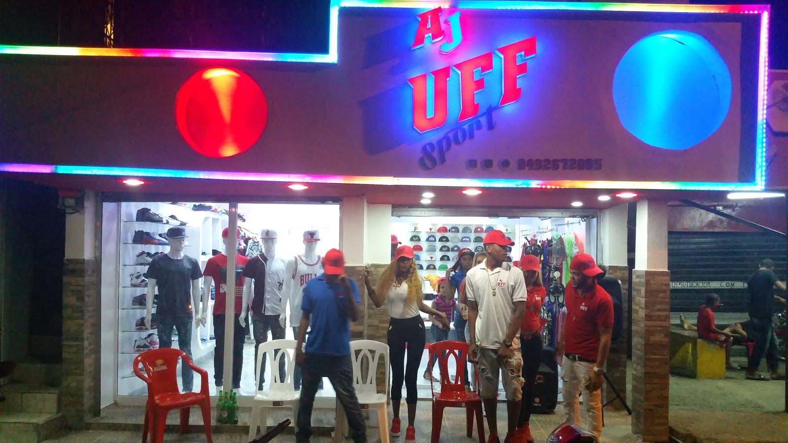 AJ UFF