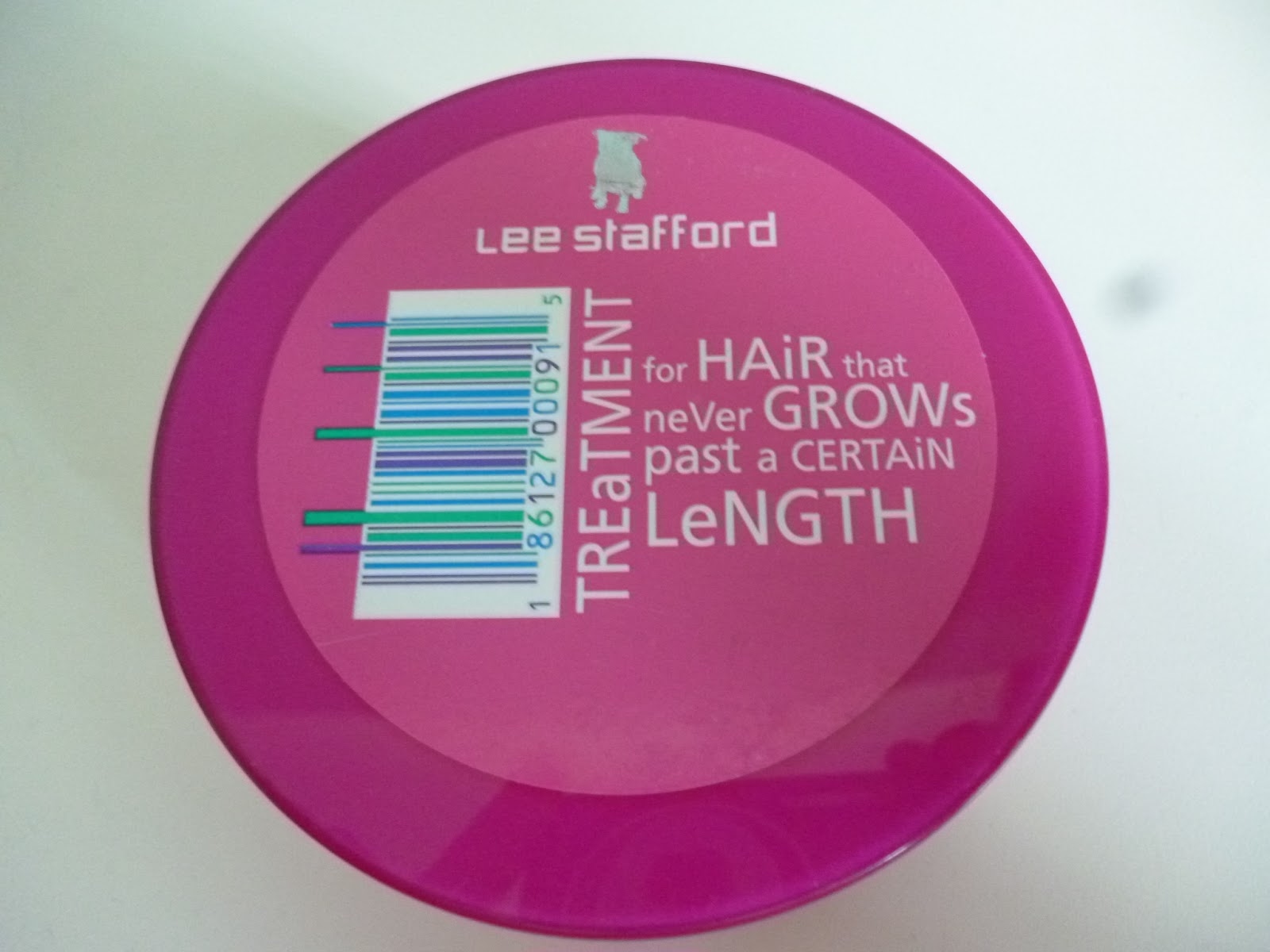 review lee stafford hair growth treatment mask