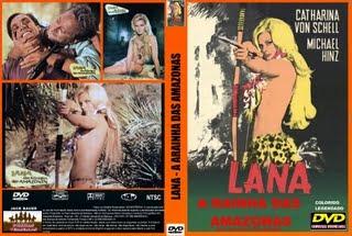 LANA - A RAINHA DAS AMAZONAS