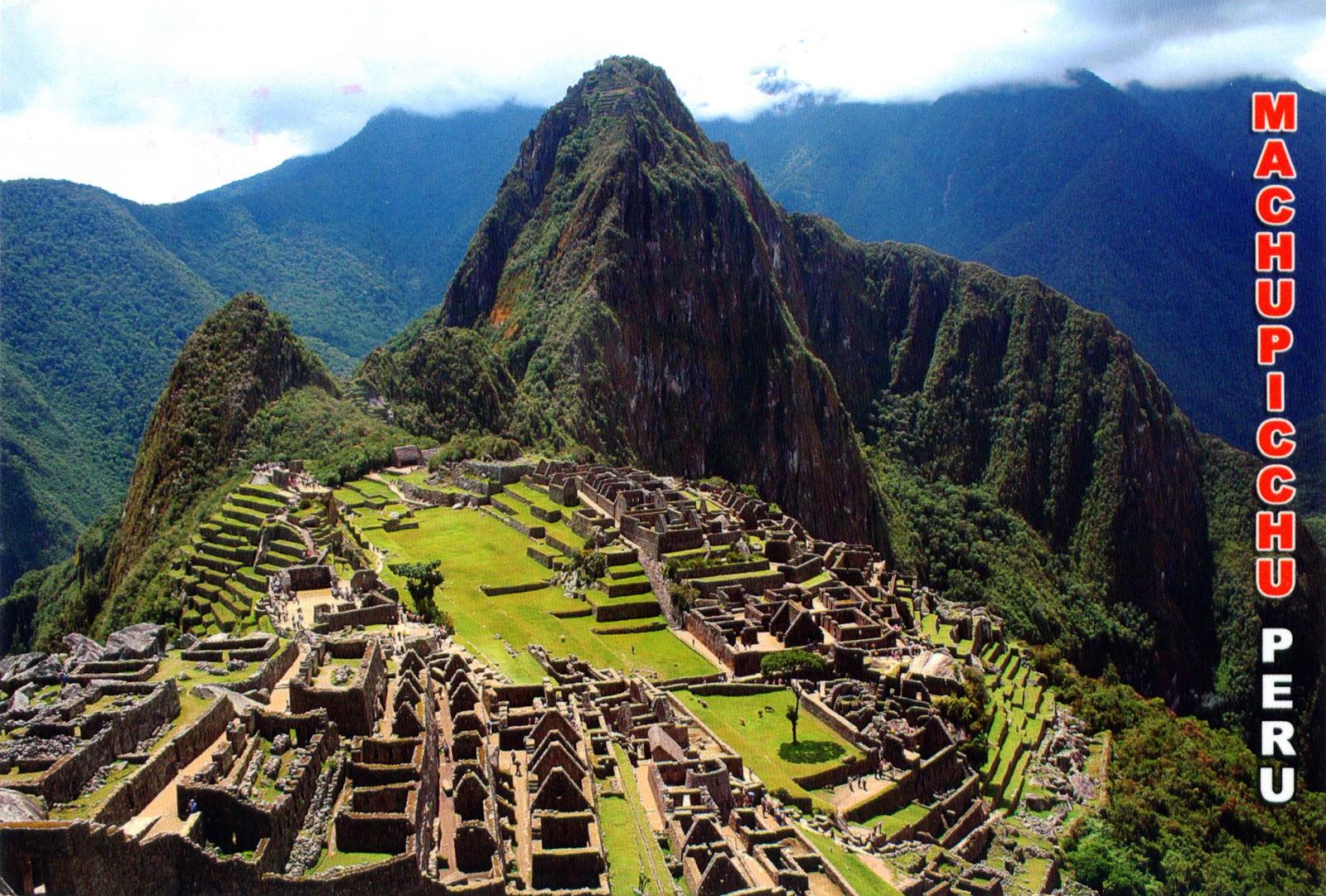 Machu Picchu Peru  city pictures gallery : ... 0616 PERU Cusco Historic Sanctuary of Machu Picchu UNESCO WHS