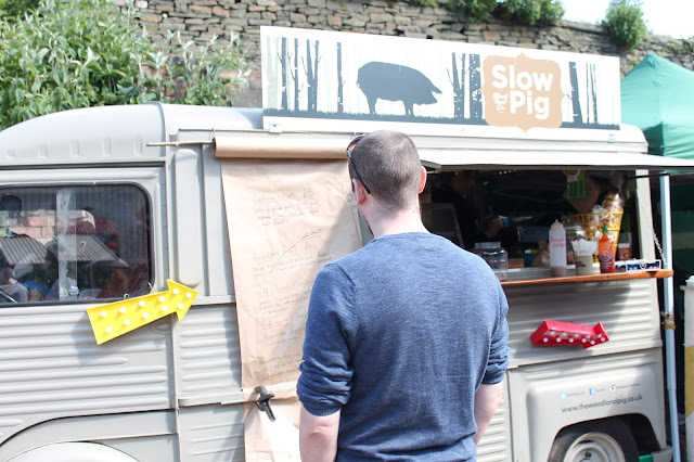 slow pig at street food circus cardiff