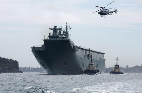 HMAS Canberra III