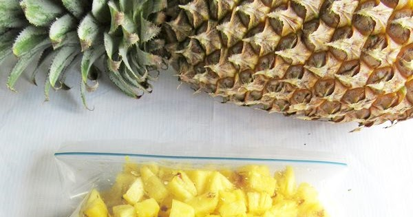 How To Freeze Pineapple Cooking Is Easy