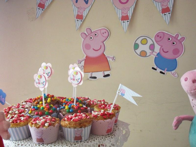 Arquivo para Festa Leitores  Peppa Pig  Fazendo a Nossa Festa