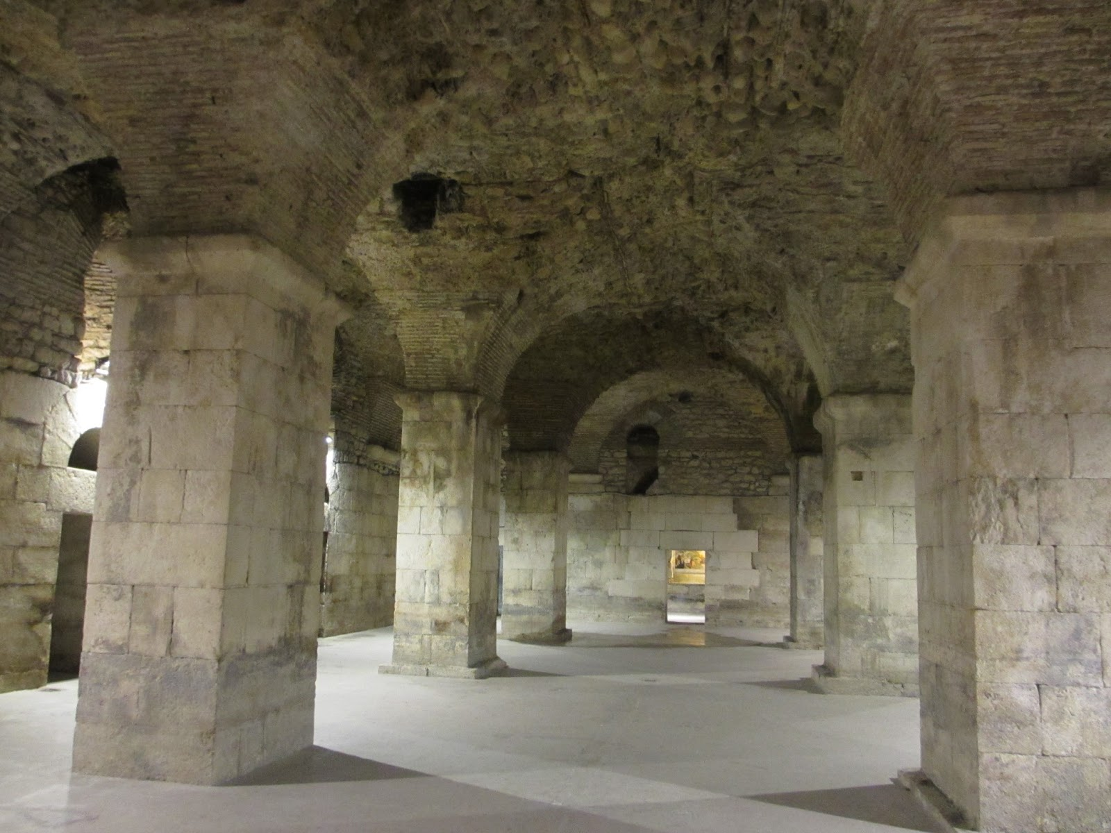 Cannundrums Diocletian 39 S Palace Split Croatia