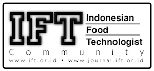 Indonesian Food Technologist Community | Jurnal Aplikasi Teknologi Pangan