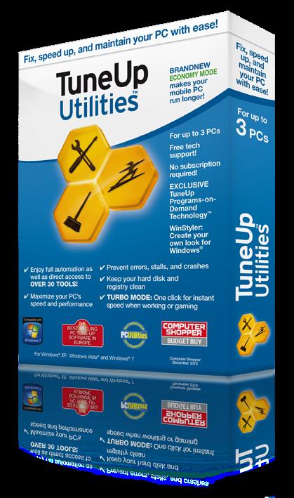 tuneup utilities 2012 keygen and crack