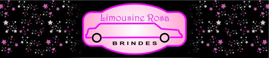 Limousine Rosa - Brindes e Lembrancinhas