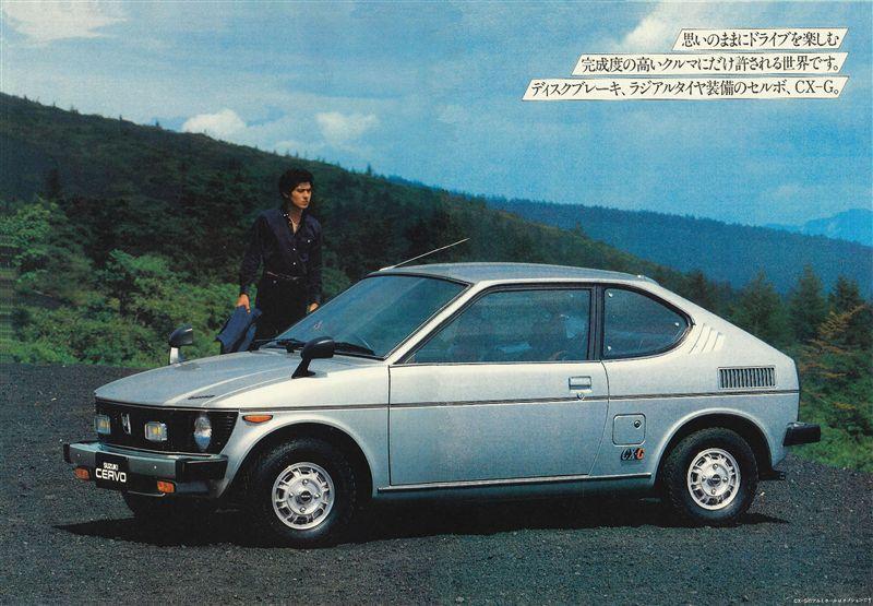 suzuki cervo ss20, małe samochody z napędem na tył, ciekawe małe auta, klasyczne kei car, niewielkie silniki, trzycylindrowe, zdjęcia