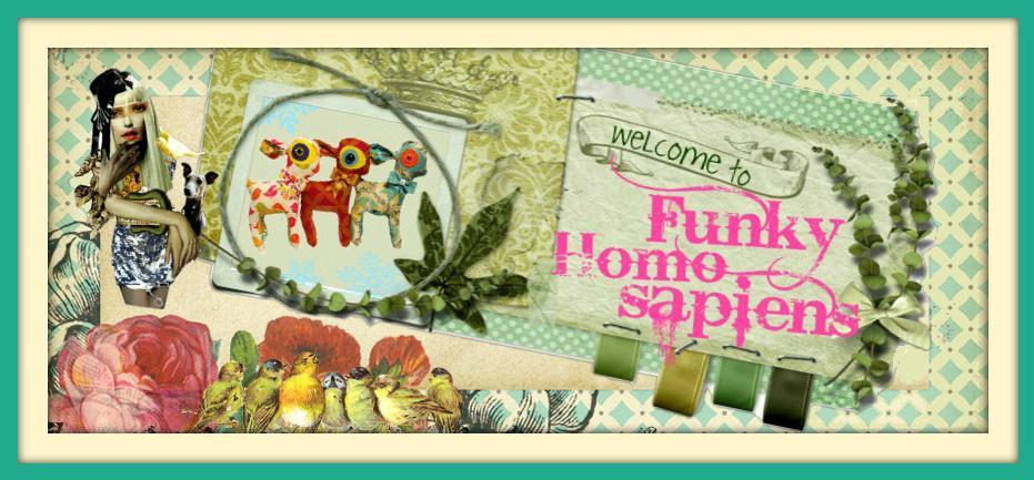 Funky Homo sapiens