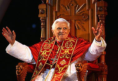 Papa Emérito Bento XVI