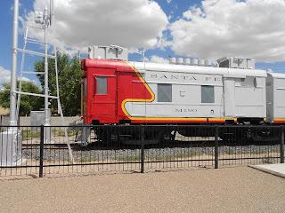 doodlebug train m190