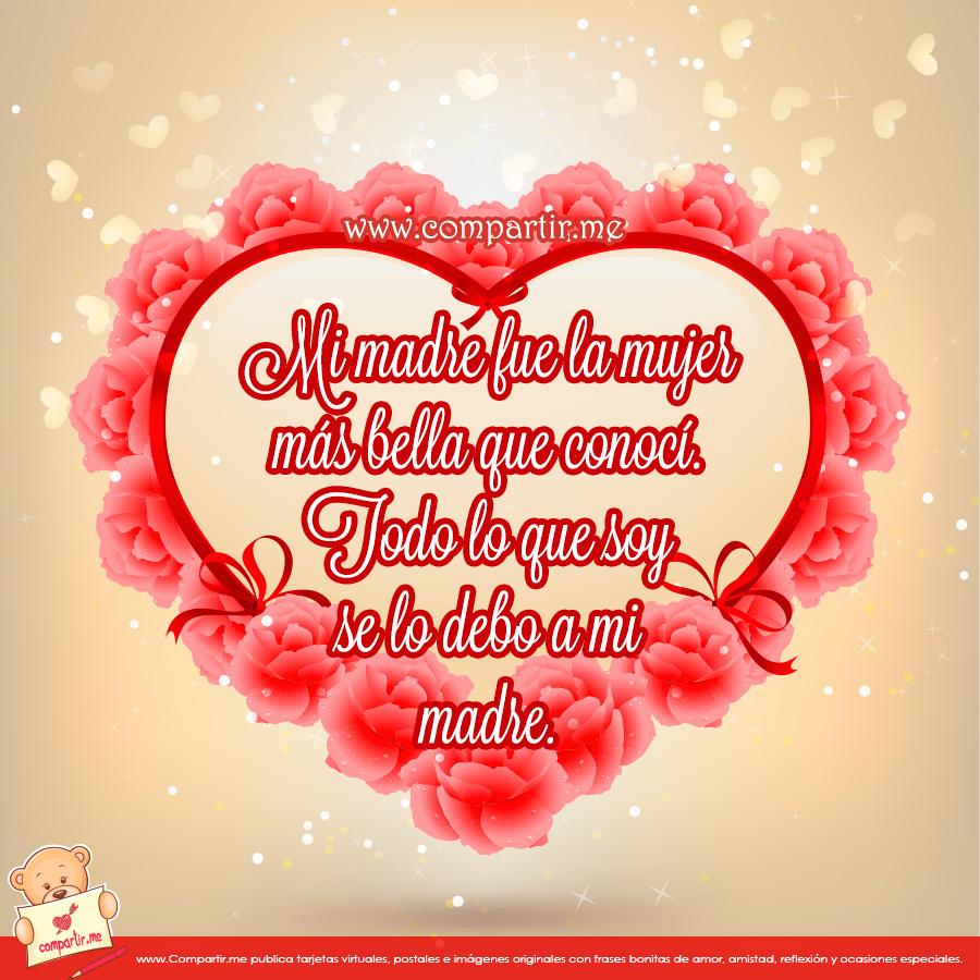 Mi amor es solo para ti - Frases de amor | imagenes bonitas