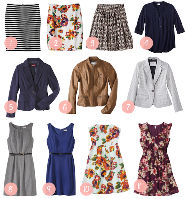Putting Me Together: Shopping Help: Target in the Spring