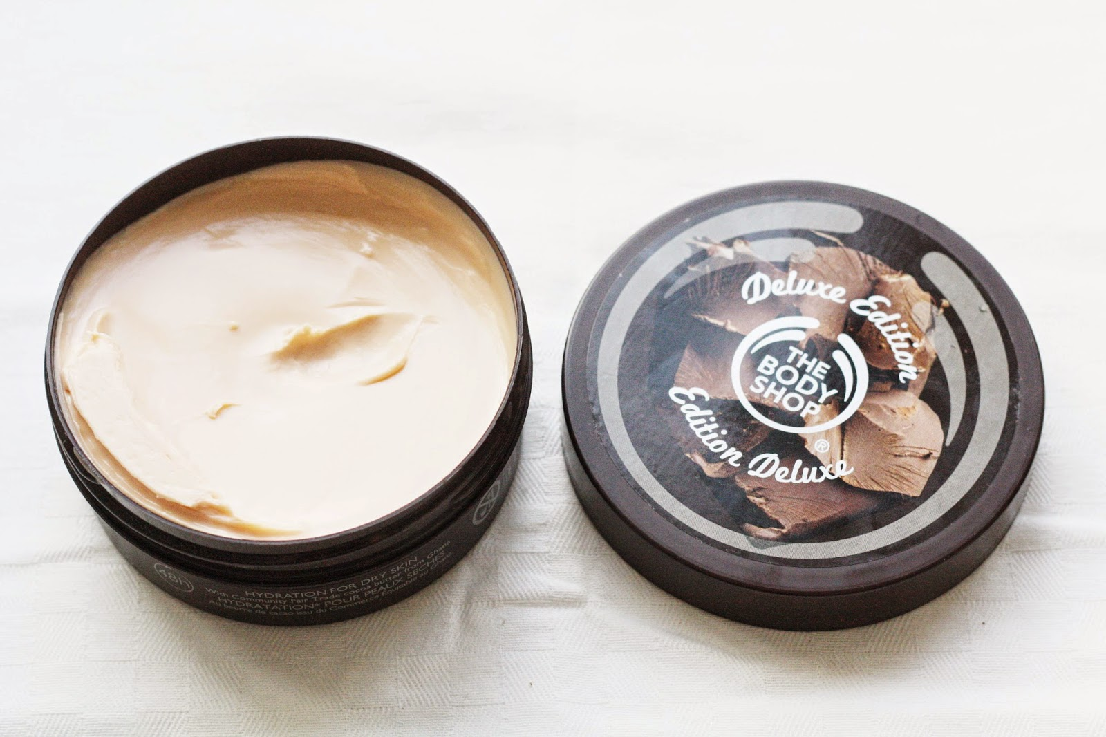 The Body Shop Chocomania Body Butter Review