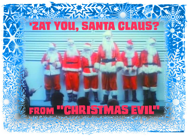 Misfit Robot Daydream: Christmas Evil (aka You Better Watch Out) (1980)