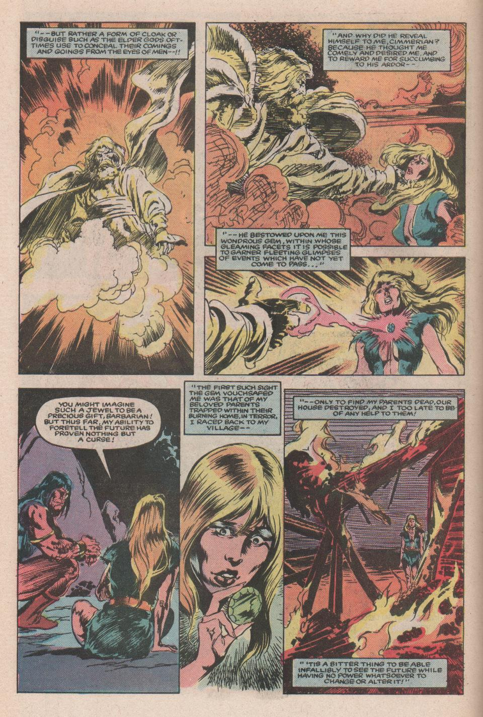 Conan the Barbarian (1970) Issue #171 #183 - English 7
