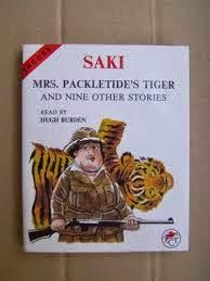 mrs packletide s tiger
